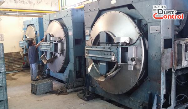 Lavadoras de trapo industrial